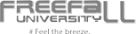 Freefall University Logo